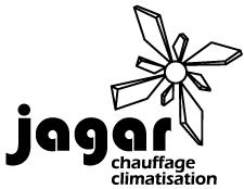 logo jagar chauffage climatisation